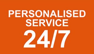 Personalised service